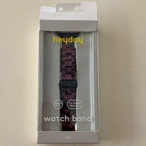 Heyday Apple Watch band.